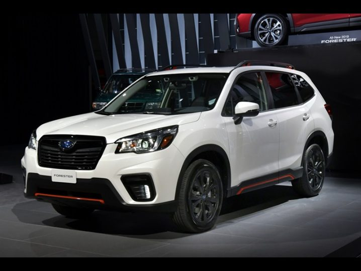 forester2018