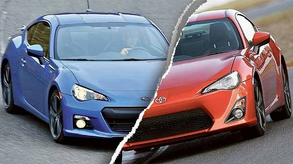画像出典: http://clubbrz.com.au/showthread.php?36-Why-buy-the-Subaru-BRZ-over-the-Toyota-86&s=b9c35dccc993fe456e5162a8bfb18727