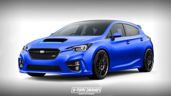 Subaru Impreza WRX STI2