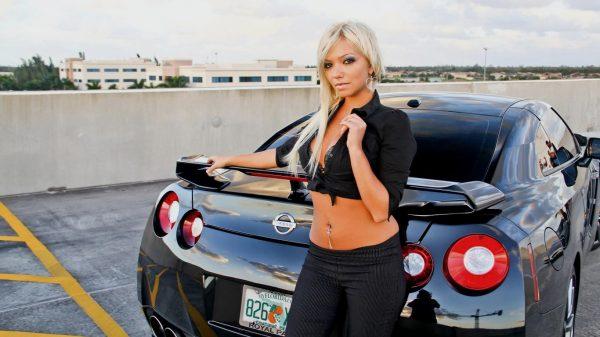 cute-girl-nissan-gtr-and-cars-screen-3311191