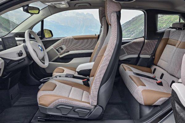 BMW i3 (2018) Interior