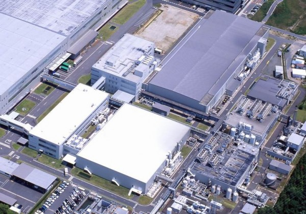 トヨタ工場