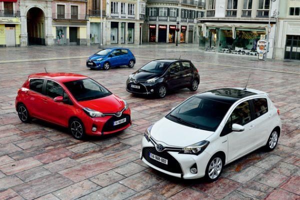 トヨタの新型ヴィッツはハイブリッドも追加? 気になる燃費と価格を予想!