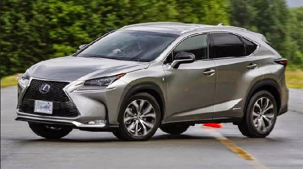 2016 Lexus NX Review and Specifications[1]