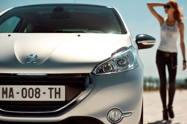 Image with 2012 New Peugeot 208 Supermini Front