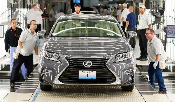 Lexus Plant in Georgetown, Kentucky, USA Monday October 5, 2015 Photo by Joseph Rey Au
