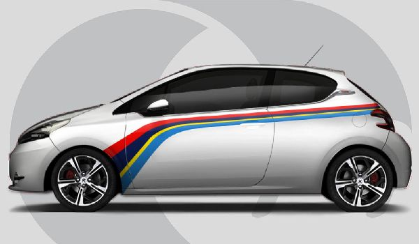 peugeot-208-side-graphics-r2-stripe1