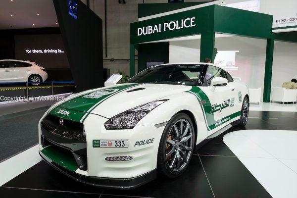 the Dubai Motor Show 2013 United Arab Emirates