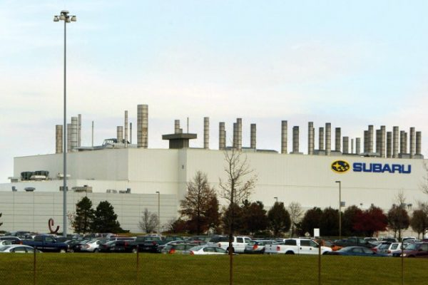 Subaru+boosting+US+capacity+thanks+to+strong+sales