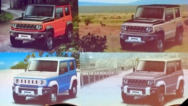 2018-Suzuki-Jimny-Leaked-dual-tone