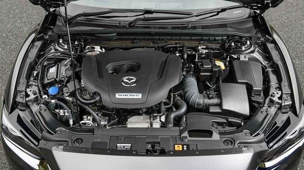 マツダ6の2.5Lガソリンエンジン